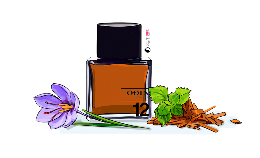Thursday Scent Mood: 12 Lacha by ODIN