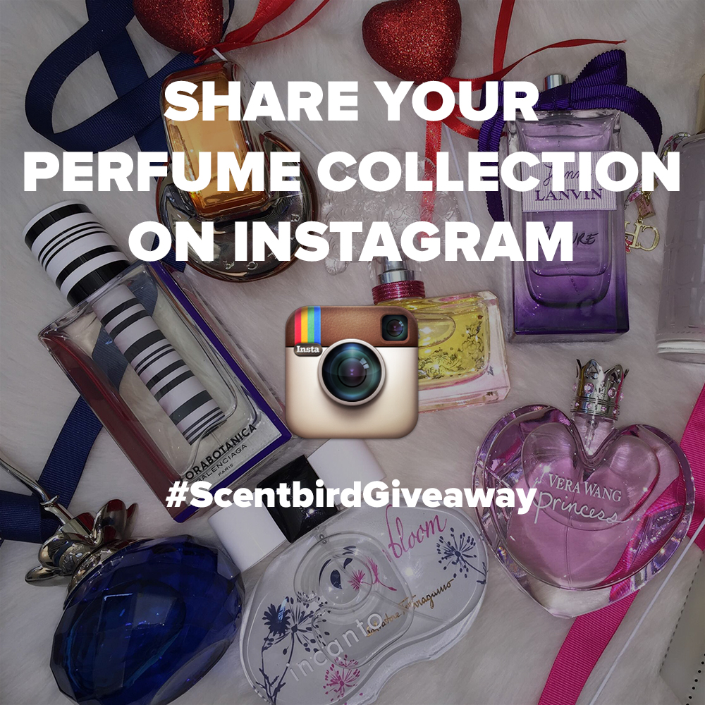 Exciting News: Enter Scentbird's Amazing Instagram Giveaway Now!