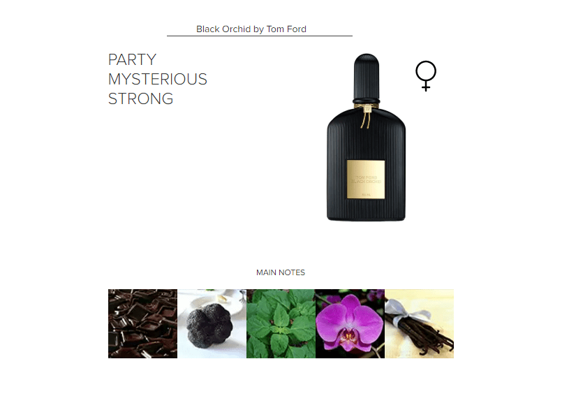 Black Orchid By Tom Ford 1