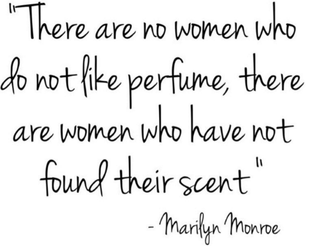 Marilyn's Favorite Scent