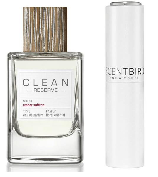 Amber Saffron by Clean Reserve