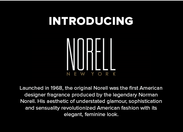 Scentbird Introduces Norell New York Brand
