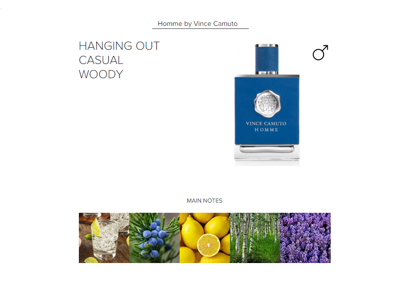Homme By Vince Camuto