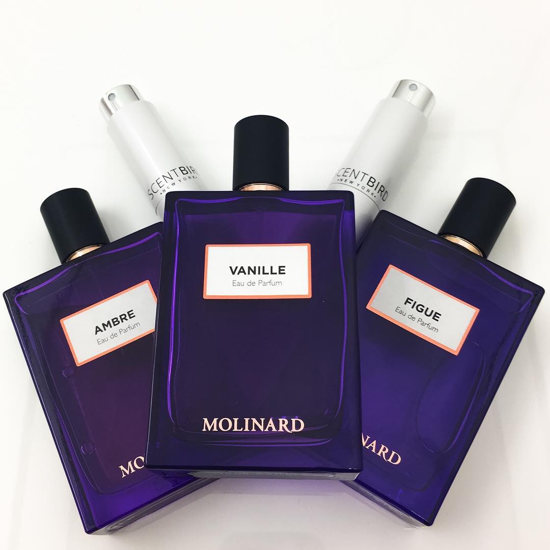 New on Scentbird: Maison Molinard