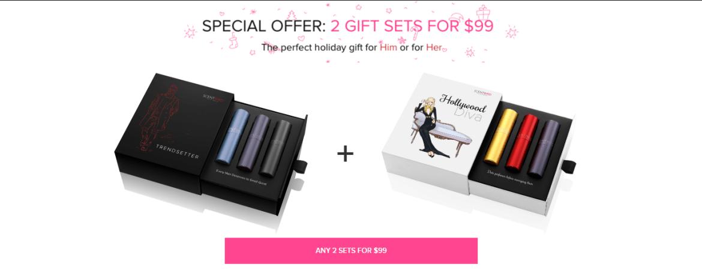 gift sets offer