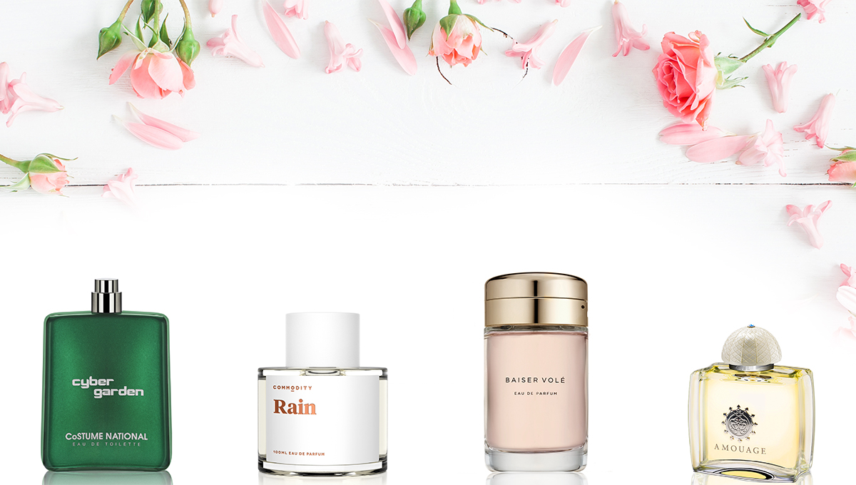 Spring Perfumes For Women 2017
