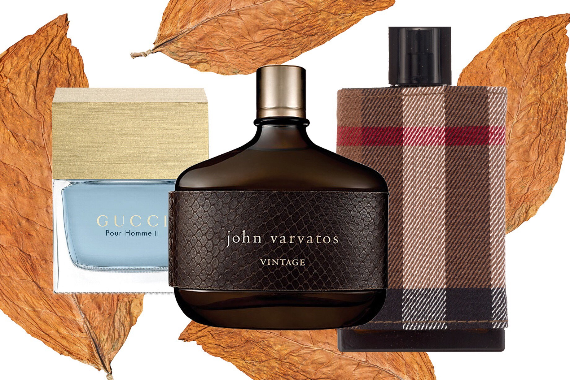 Tobacco Perfumes:  A Sophisticated Addiction That Won't Harm Your Health