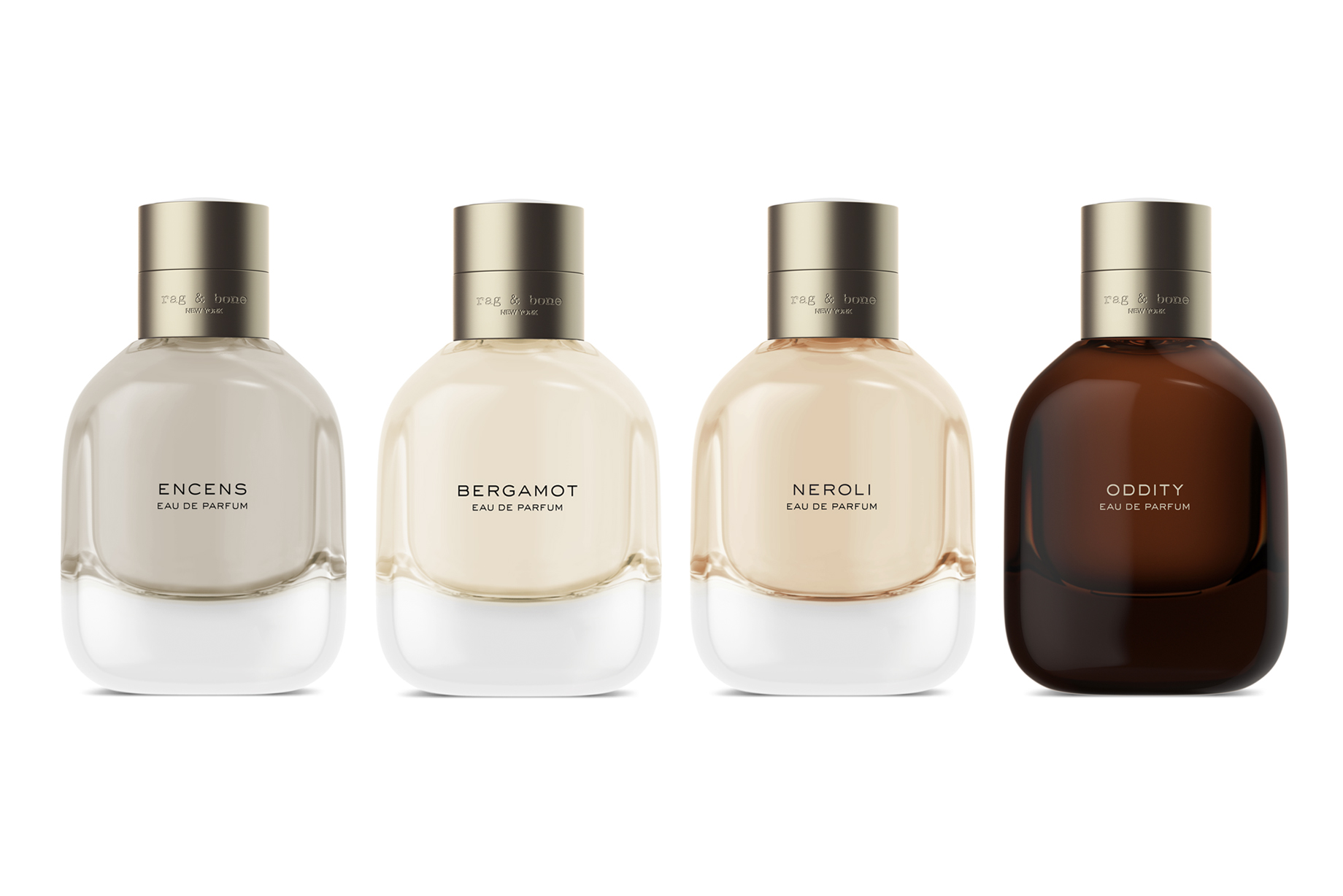 rag & bone: The Clothing Company that Redefined Effortless Style Launches Their First Fine Fragrances