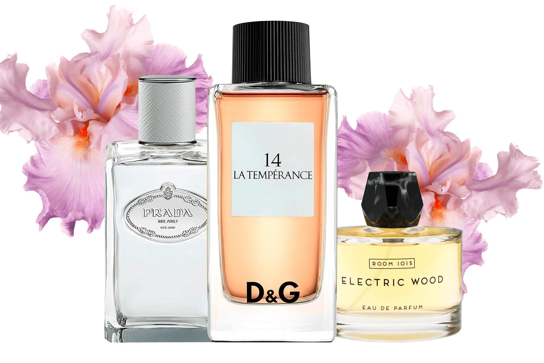 Iris Fragrances