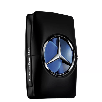 Man By Mercedes Benz