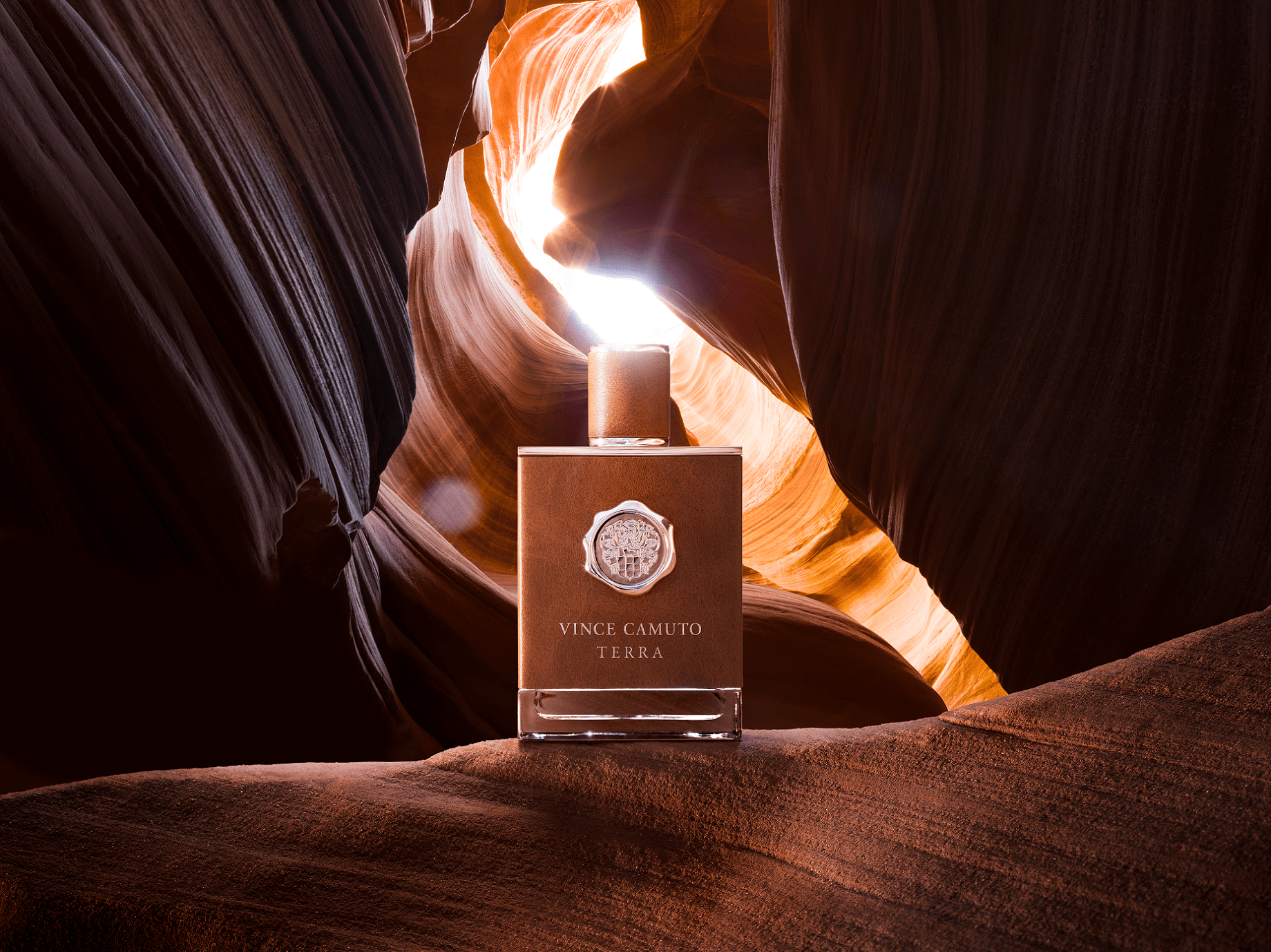 Cologne of the Month: Terra by Vince Camuto