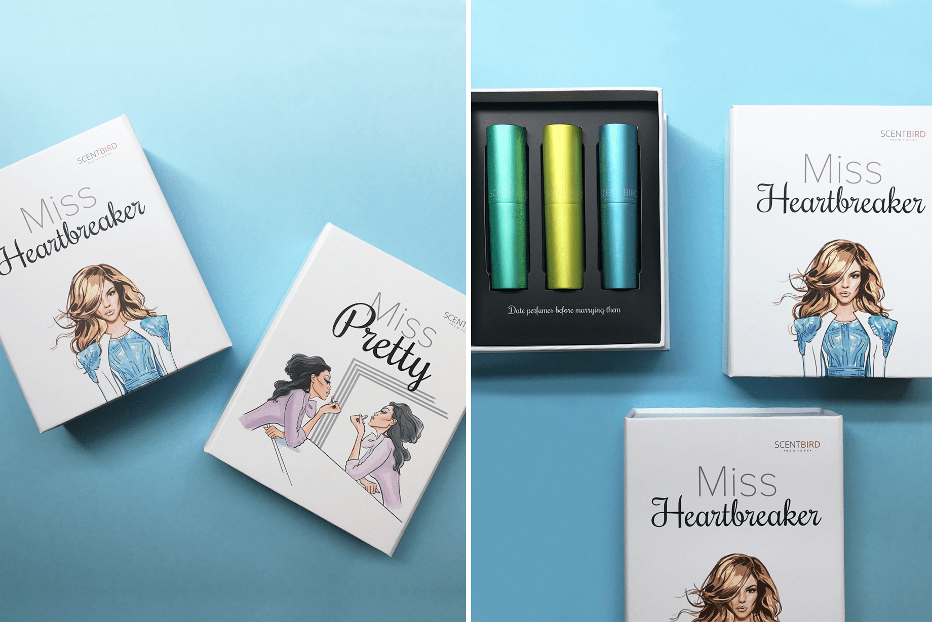 SCENTBIRD's 2017 Holiday Gift Guide