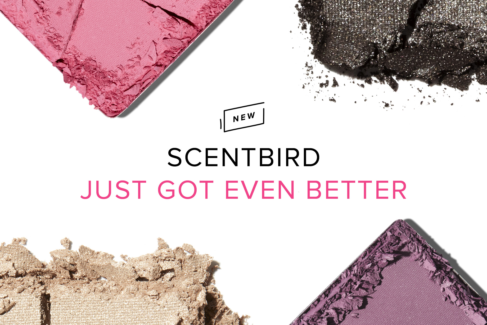New on Scentbird: Makeup Palettes by Deck of Scarlet 💋
