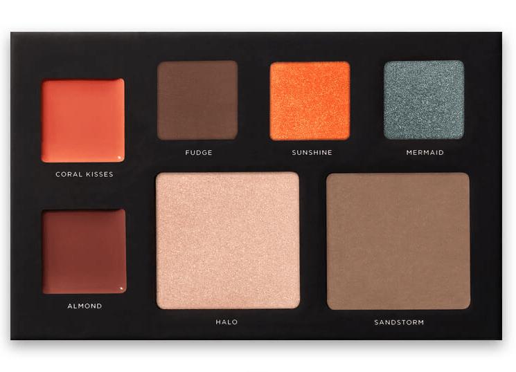 Smoldering Flame Makeup Palette 01 1