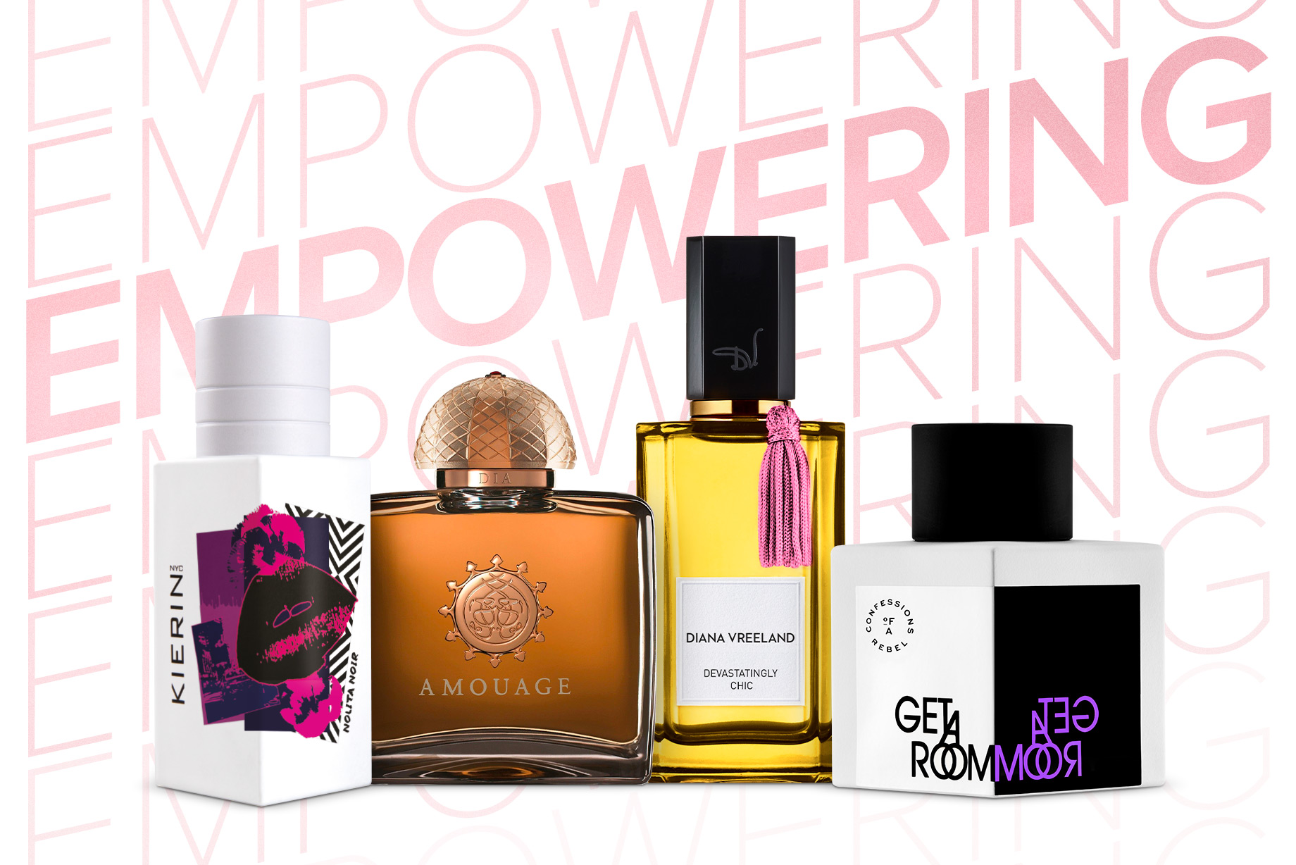 Empowering Femme Fragrances To Try Now