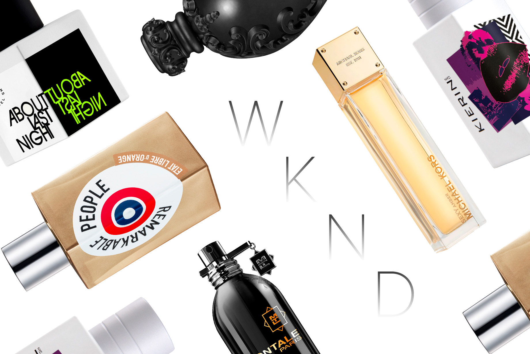 Here's Your Fragrance Playlist For The Weekend