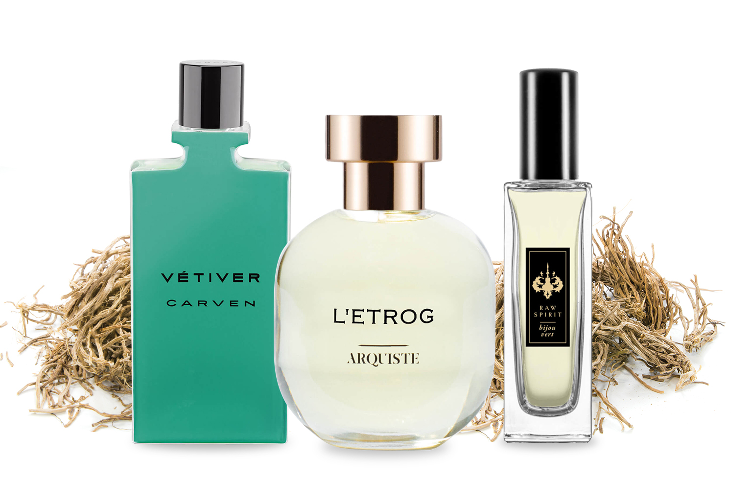 A Note To Know: Vetiver