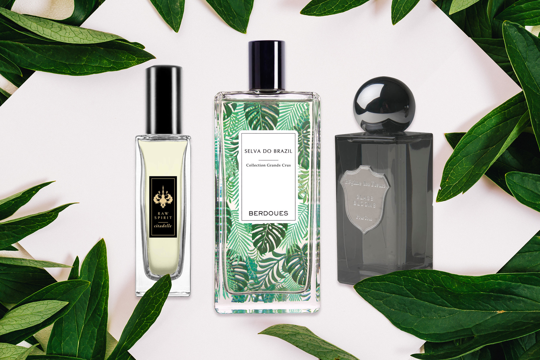 Born Natural: These Fragrance Houses Are All About The Ingredients