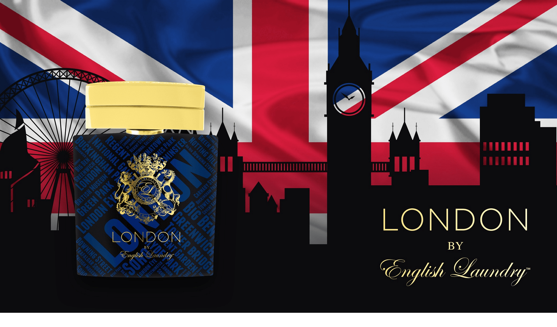 December Cologne of the Month: English Laundry London