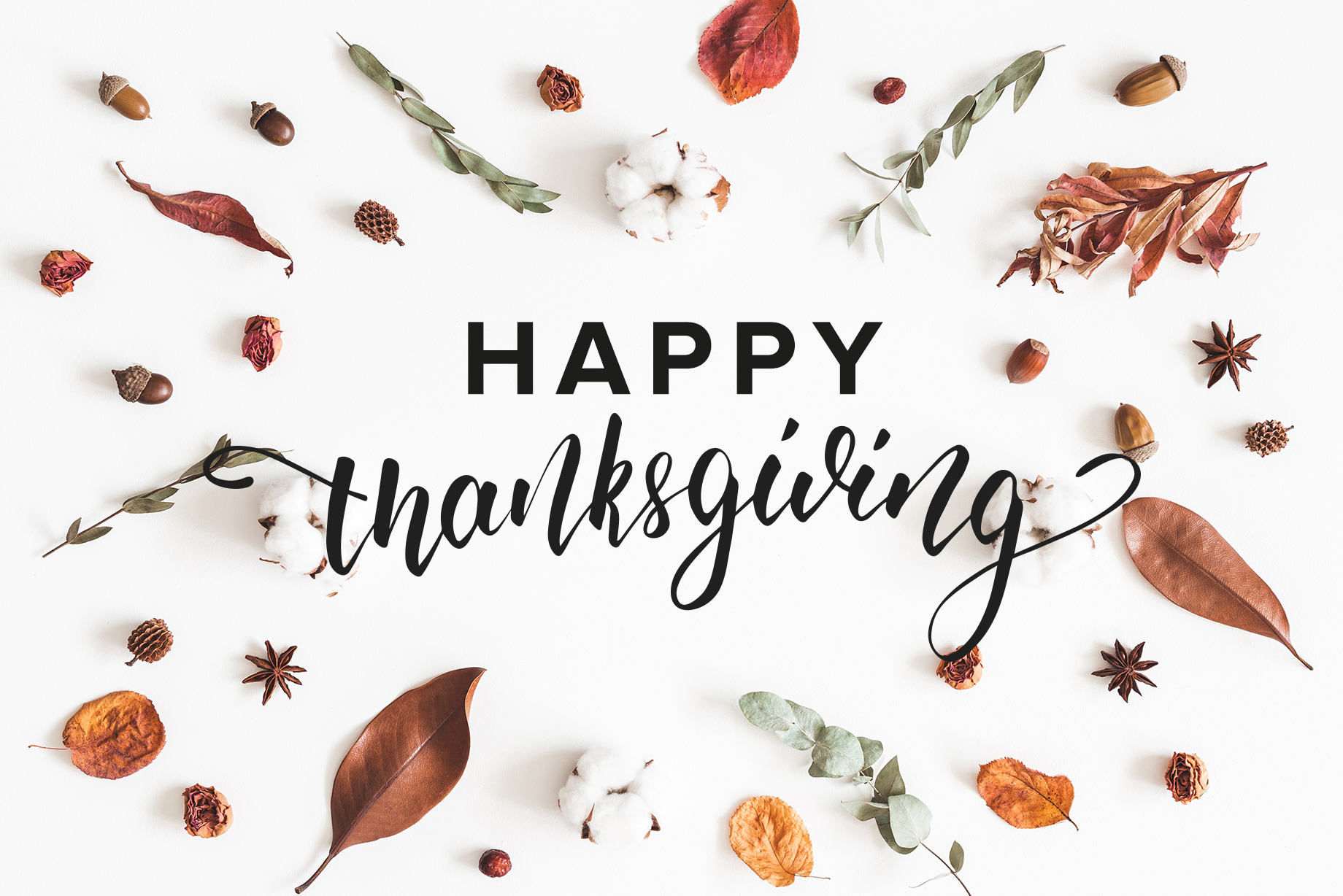 Happy Thanksgiving from Scentbird🍂