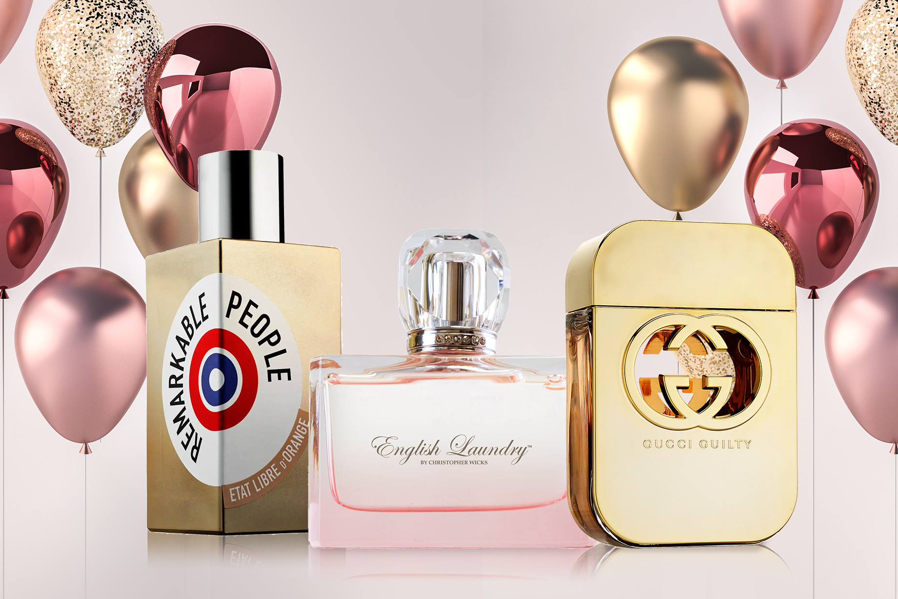 The Ultimate New Year's Eve Party Perfumes