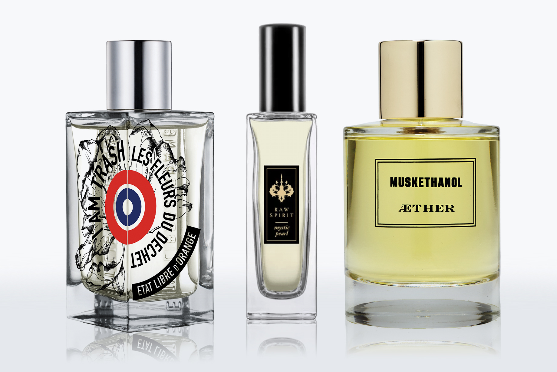 3 Unusual Fragrance Finds