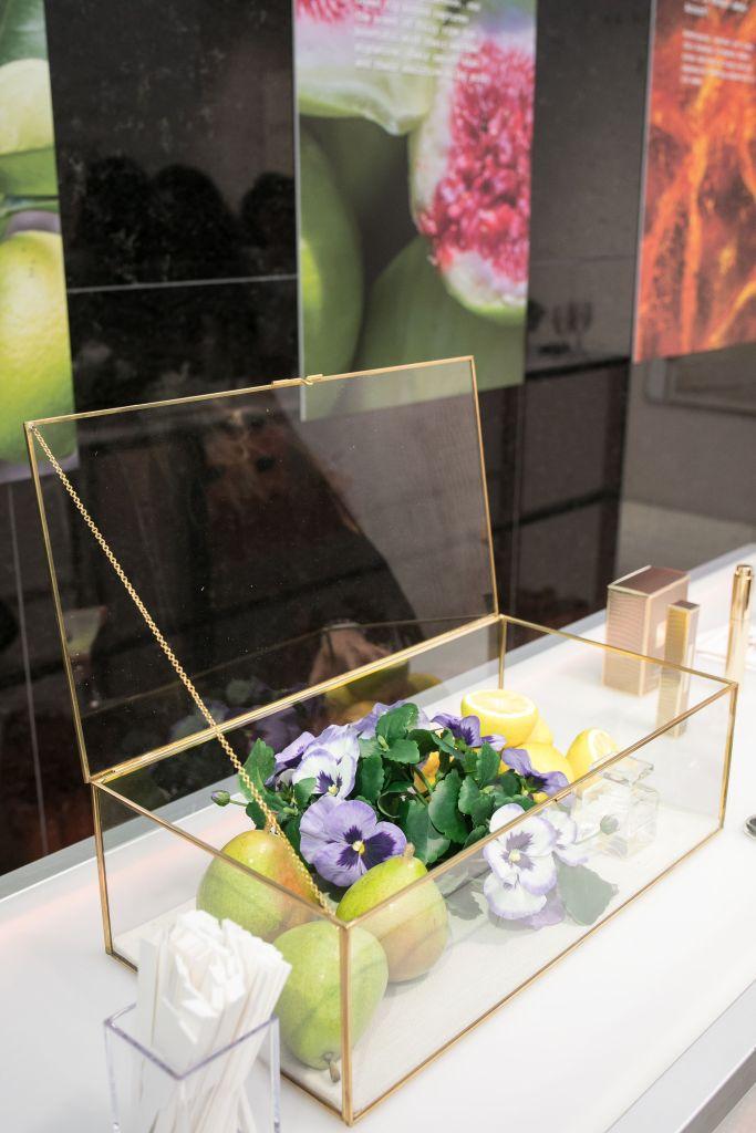 Interactive Fragrance Bar