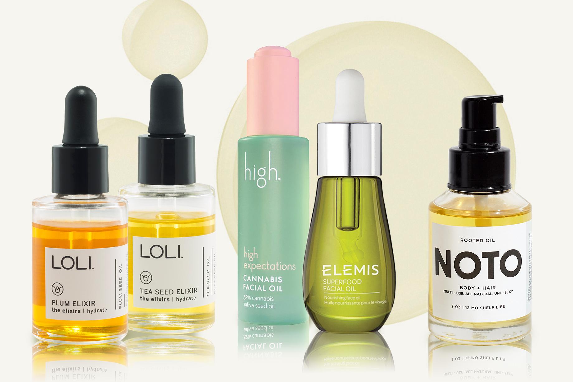 Top Five  Face Oils We 💗 In Summer