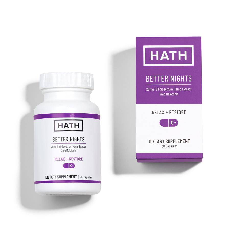 Hath Better Nights Capsules