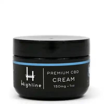 Highline Wellness Cbd Pain Cream