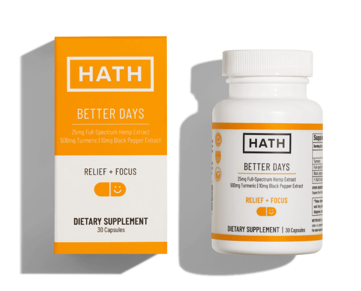Better Days Capsules By Hath 2