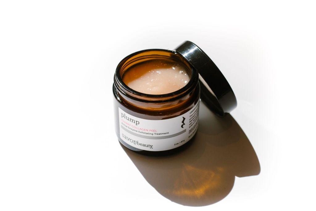 Cherry Collagen Peel Savor Beauty 3