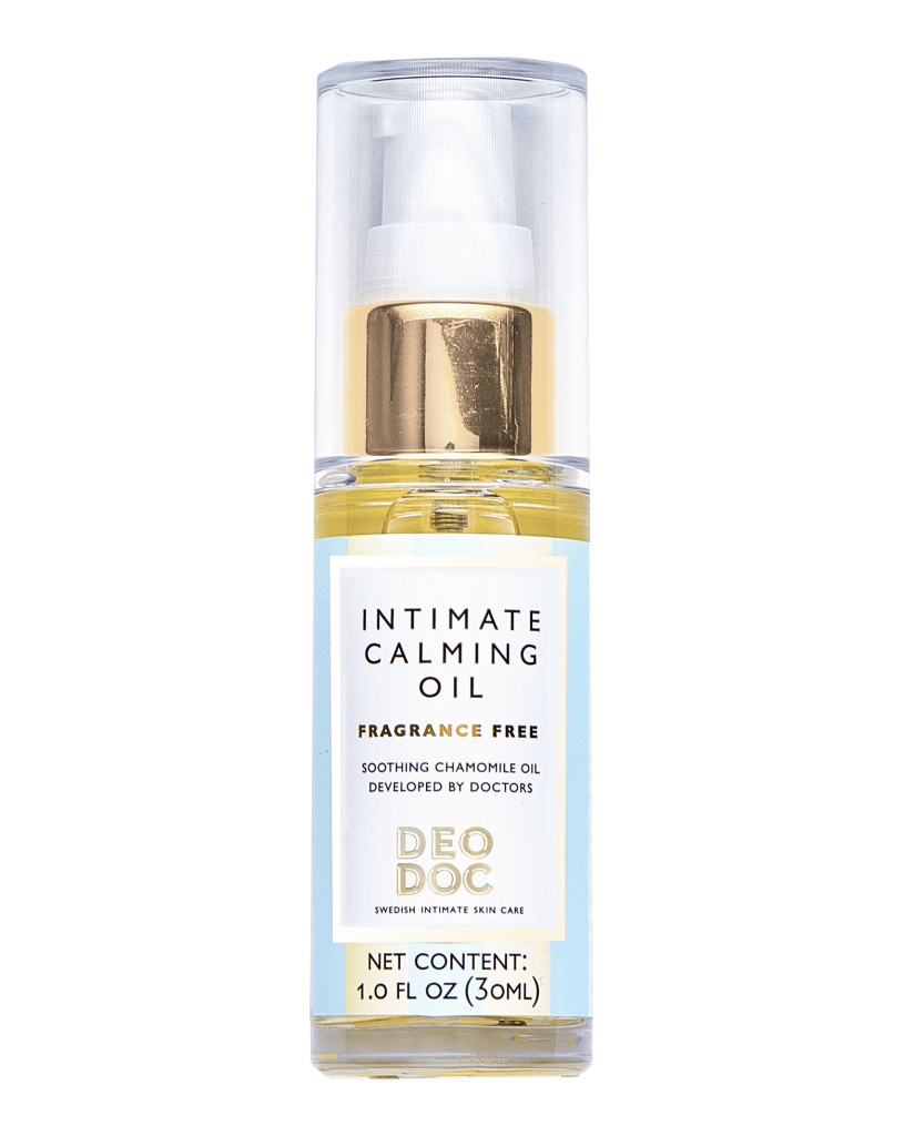 Deodoc Intimate Cleansing Oil 3