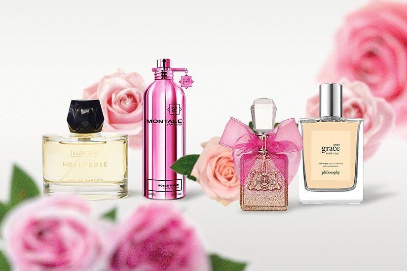 Rose Summer Perfumes