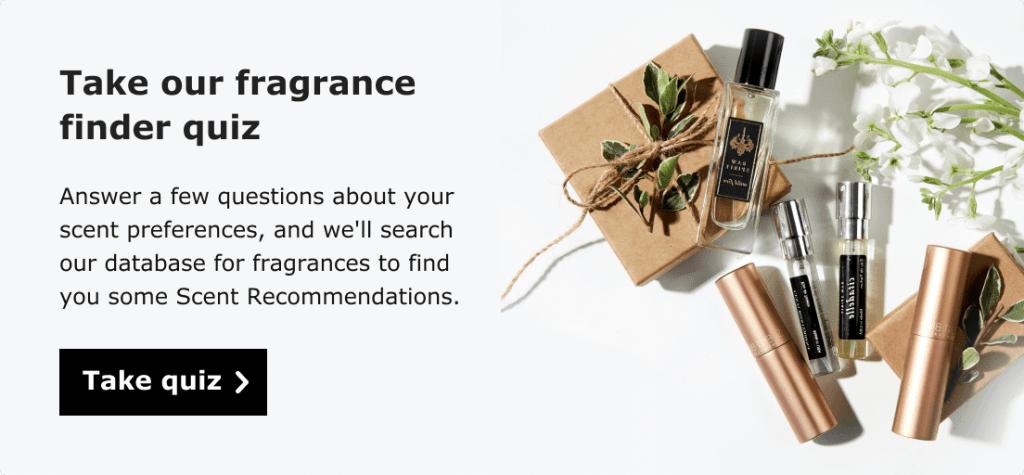 Take Our Fragrance Quiz Finder