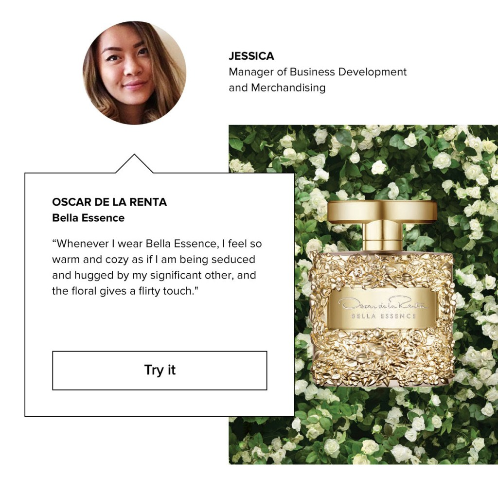 Scents We Love Wearing In May