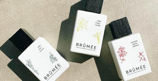 Clean fragrance brand
