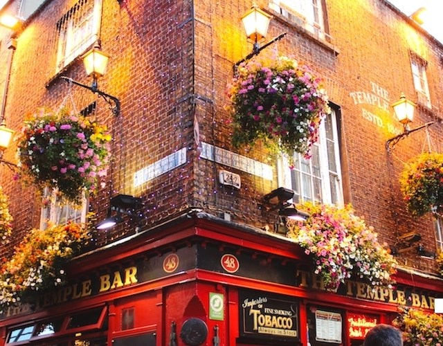 【アイルランド】ダブリンを訪れたらみておきたいスポット