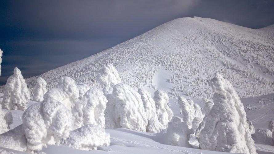 【青森】蔵王だけじゃない!樹氷が見られる八甲田山