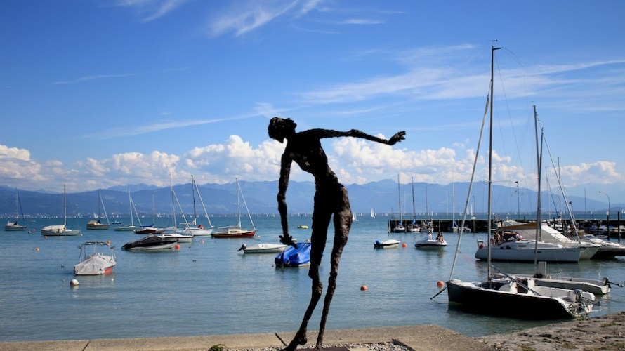 【ドイツ】ボーデン湖畔の可愛い町 3箇所紹介します