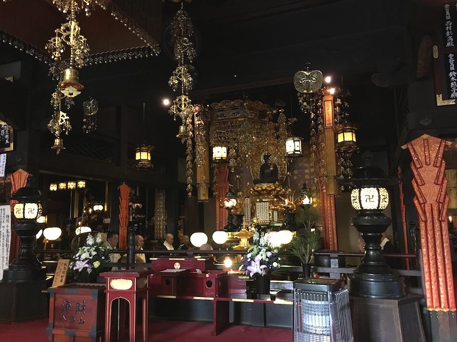 koshoji main hall