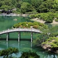 【香川】日本三名園を超える美しさ「栗林公園」と公園横の甘味茶寮「ほとり」