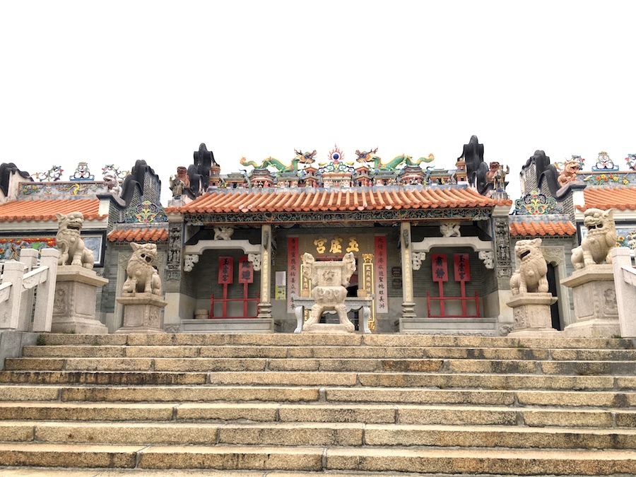 pak tai temple1