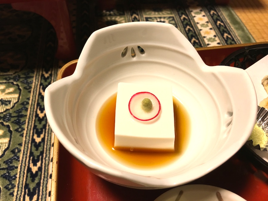 sesami tofu