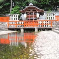 【京都洛北】心癒される下鴨神社とみたらし団子発祥の店 加茂みたらし茶屋