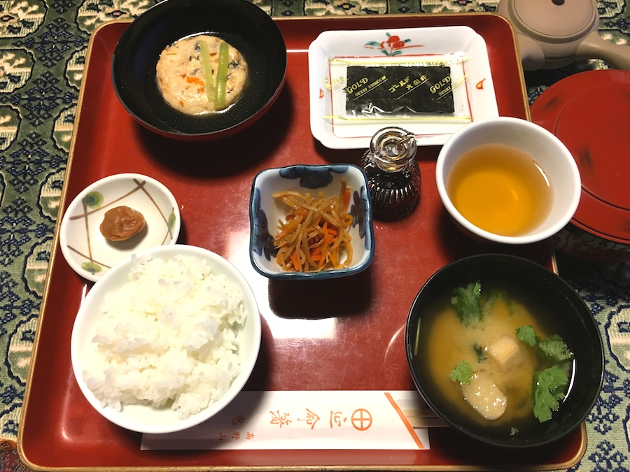 shojin breakfast2