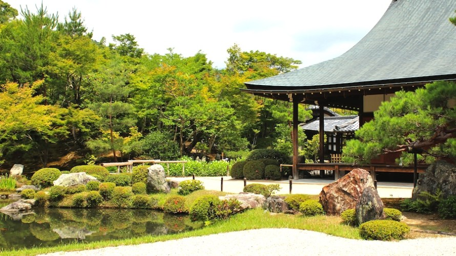【京都落西】嵐電乗って人気の嵐山・嵯峨野を制覇しよう