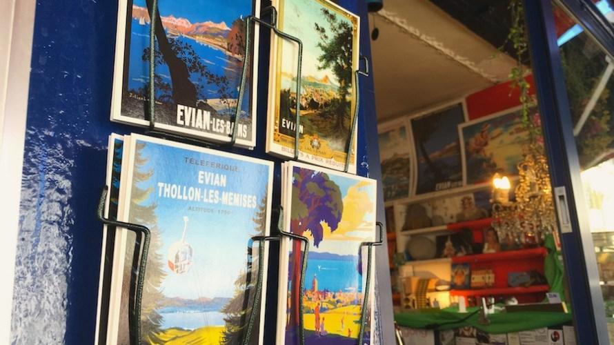 【フランス】2016年夏、太陽が似合う夏の町エビアン(Evian)はドイツで染まる!?
