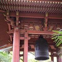 【東京】数奇な運命をたどった品川寺の梵鐘とジュネーブの関係