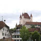 【スイス】ベルナーオーバーラント地方の魅力的な町トゥーン(Thun)とブリエンツ湖畔